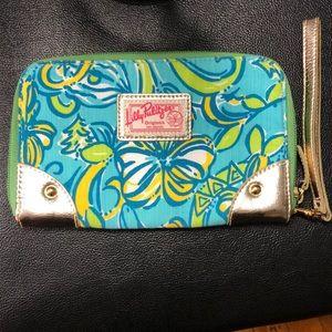Lilly Pulitzer Originals Wristlet Wallet